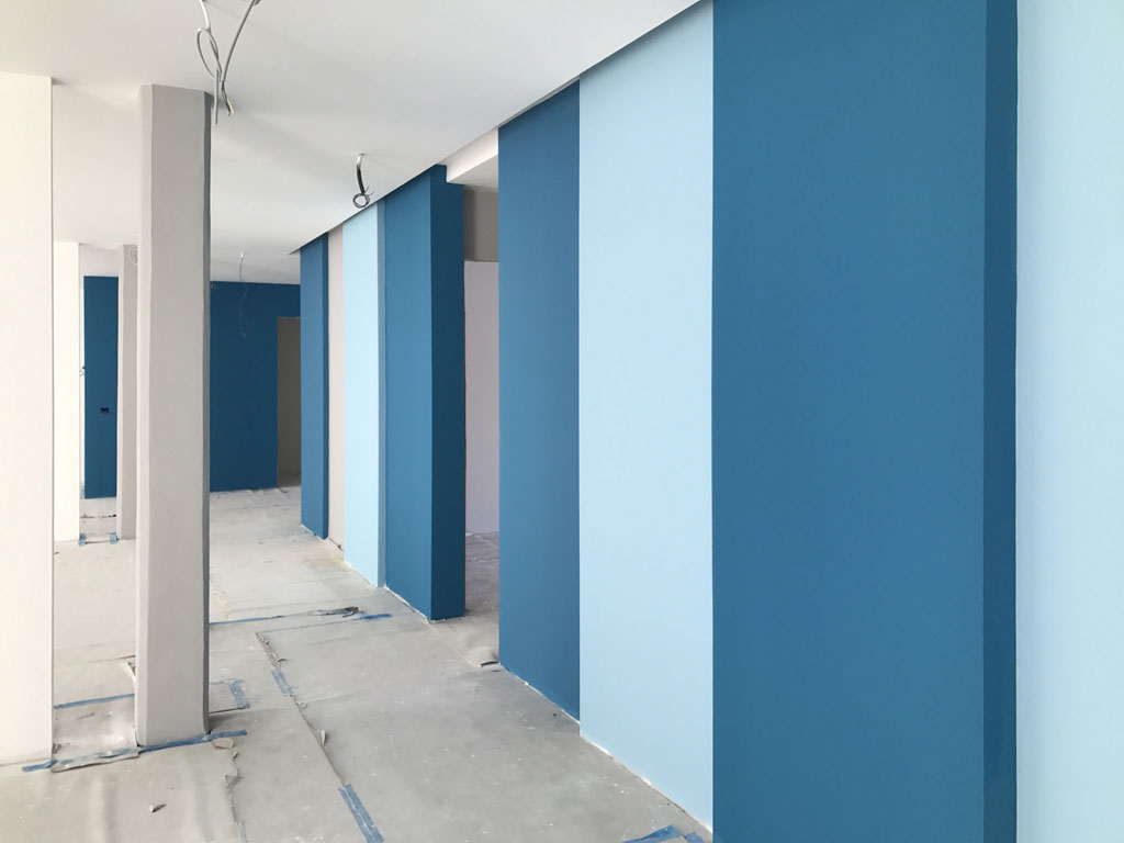 ristrutturazione muri interni Habitaria Genova